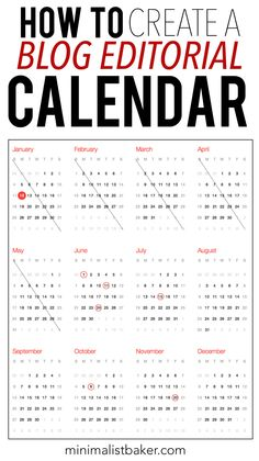 Simple methods for creating a BLOG Editorial Calendar + 5 Tips for How to Stick to it! #blogging #organization #planning Insurance Marketing, Work From Home Tips, Blogging For Beginners, Blogging Ideas, Creating A Blog, Business Advice, Blog Tips, How To Start A Blog, Editorial
