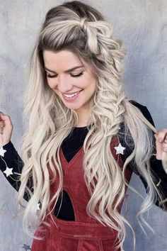 615 Best Coafuri Images In 2019 Hair Down Hairstyles Hairstyles