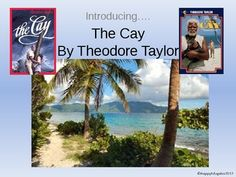 The Cay PowerPoint Introduction is an engaging and interactive slide show for previewing the book The Cay by Theodore Taylor. 24 slides with anima ...