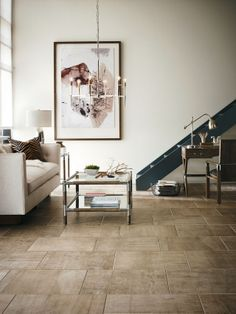 Crossville Porcelain Tile - Reclamation - Whiskey Lullaby