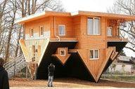 Tiny House upside down