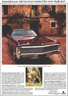 Chrysler Imperial for 1970