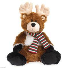 Boyds Bear Plush *  Bubba Blitz  * Christmas Reindeer  for Children New 2014  #Christmas