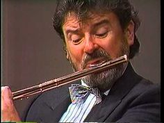 James Galway/Schubert Arpeggione Sonata 1st mov-1985 in Tokyo Japan 2&3 mov