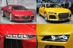 Which Audi concept car is your favorite? The #nanukquattro concept, or the #quattroconcept ? #iaa2013