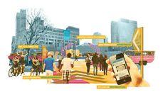 Sasaki (2015): #PlazaPlus. Boston City Hall Plaza (US), via worldlandscapearchitect.com