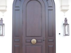 wp_97 Wooden Double Doors, Center Park, Delray Beach, Wood Doors, Tall Cabinet Storage, Solid Wood, Entryway, Modern, House