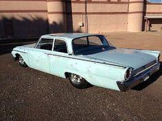 '61 fairlane Ford Vehicles, Car Ford