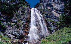 Wasserfall am Achensee #waterfall
