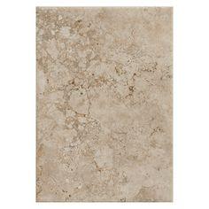 American Olean Bordeaux 15-Pack Chameau Ceramic Wall Tile (Common: 10-