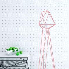 These Floor Lamps Are Perfect For Fans Of Geometric Shapes