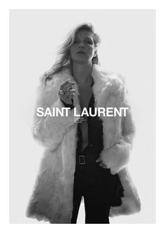 Kate Moss by David Sims for Saint Laurent by Anthony Vaccarello Spring 2018 Ad Campaign David Sims, Fashion Advertising, Advertising Campaign, Fashion Editor, Editorial Fashion, Victoria Tornegren, Editorial Photography, Fashion Photography, Photography Magazine