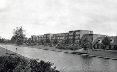 Rode dorp/Gorechtkade Groningen - 1959