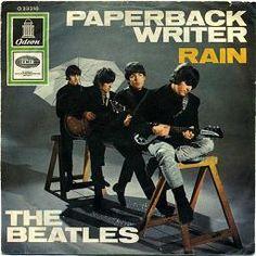 """The Beatles - """"Rain""""~Writers: John Lennon, Paul McCartney, Released: June '66"""