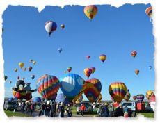 Albuquerque's Balloon Fiesta - <3