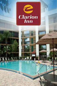clarion inn lake buena vista florida vacation hotel