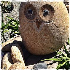 Stone owls - Kris Ulery