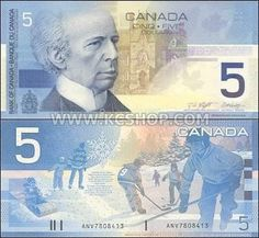 Bills Doc is a leading USA Dollar supplier where you can place an order and your currency will be delivered to your home! Order Now Canadian Things, I Am Canadian, 5 Dollar Bill, Canadian Dollar, Money Bill, How To Look Better, Ebay, Canada Eh, Nostalgia