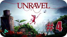 Unravel - Gameplay Español - Capitulo 4 - Montañismo