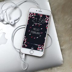 Happy February ! Iphone 8 Plus, Iphone 7, Iphone Cases, Happy February, January, Phone Pen, Apple Watch Iphone, Accessoires Iphone, Girls Dp Stylish