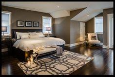 Our master bedroom is huge!!!!