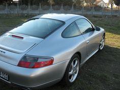 2000 Porsche 911 996 Carrera 2