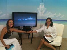 Dra. Luciana no Programa Cuide-se, conversando sobre Amamentação,como superar os desafios iniciais!