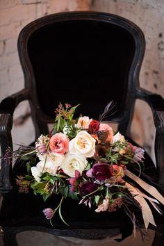 artful bouquet fieldfloralstudio.com