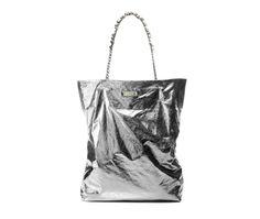 Lanvin Sac Paperbag http://www.vogue.fr/mode/shopping/diaporama/les-30-sacs-stars-de-la-saison-printemps-ete-2014/17383/image/929642#!sac-paperbag-en-agneau-papier-metal-argente-1250-euros