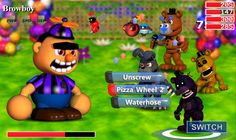 nice Five Nights at Freddy's World is back, and it's free