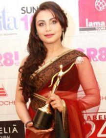 Rani Mukherjee Sarees