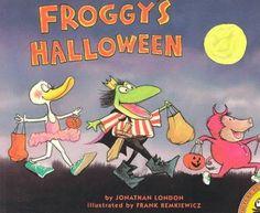 Froggy's Halloween (Froggy)