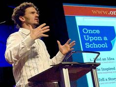 Dave Eggers's inspiring TED talk about engaging kids and communities with writing