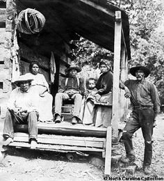 cherokee indians | Native American Cherokee Indians in the North Carolina Mountains