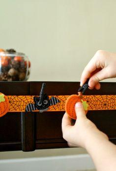 Halloween Fine Motor Play, Literacy, and Math Activities