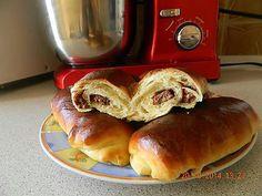 Recette de Petits pains au chocolat briochés