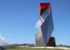 The Crown is a spectacular new landmark that follows on from the famous Casalgrande Ceramic Cloud, the first work created by Japanese master Kengo Kuma in Italy.Installed near to the Casalgrande Padana production facility on two roundabouts situated...