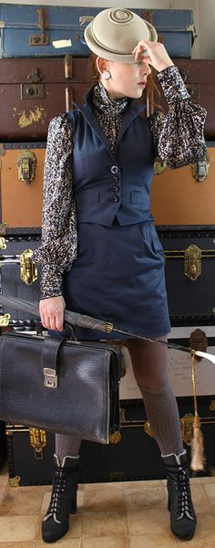 Confidence Rooted When You're Suited and Booted. The Girl With The Copper Kettle...Something Old, Something New, Something Borrowed,  Something Blue...   #dolcegabanna #marcjacobs #next #trunk #style #personalstyle #copperkettlegirl #thegirlwiththecopperkettle