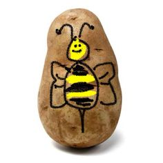 You are my #honey #bee may #love.  #potatomessage