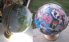 Cute, but I can't even find a globe for my house to begin with!
