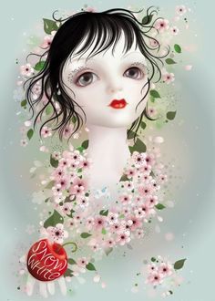 Snow White - art by Mijn Schatje