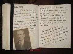Indiana Jones' Diary Prop Replica