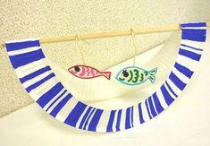 紙皿でゆらゆら水族館 | TOMO母の図画工作のレシピ・ブログ Beach Mat, Crafts For Kids, Outdoor Blanket, Projects, Crafts For Toddlers, Kids Arts And Crafts, Kid Crafts, Craft Kids, Tile Projects