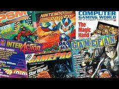 Retro Gaming Magazines Revisited