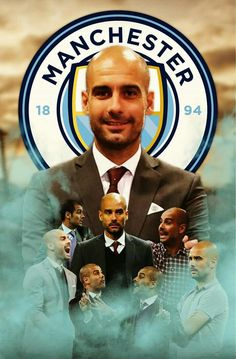 Pep Guardiodla - The best manager in the world.
