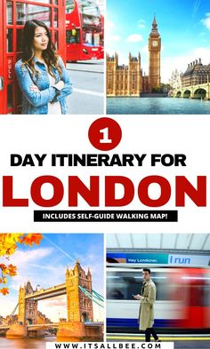 One Day In London, Day Trips From London, Things To Do In London, European Travel Tips, Europe Travel Guide, Travel Guides, Travel Destinations, Holiday Destinations, Walking Map