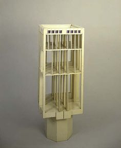 Revolving Bookcase, by Charles Rennie Mackintosh for Hous'hill, Nitshill, Glasgow. Wood, x x cm (National Galleries of Scotland) Mackintosh Furniture, Charles Rennie Mackintosh Designs, Revolving Bookcase, Art Nouveau, Gallery Of Modern Art, Glasgow School Of Art, Arts And Crafts Movement, Art Deco Design, William Morris