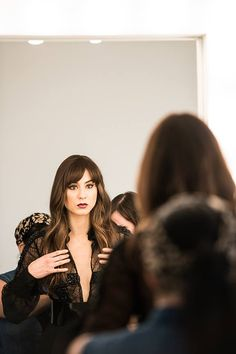Behind the scenes of PLL- Troian Bellisario Troian Bellisario, Spencer Hastings, Gilmore Girls, Pretty Little Liars Actrices, Pretty People, Beautiful People, Pretty Little Liers, Star Wars, Hot Brunette