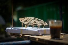Arch Daily Bamboo Model