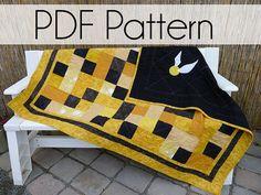 Image result for hogwarts scarves quilt
